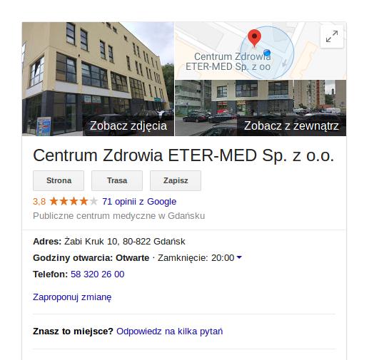 etermed Szukaj w Google Moja Firma