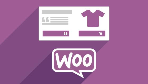 Online store in one plugin – WooCommerce